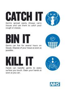 Catch it, bin it, kill it