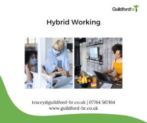 Hybrid Working after COVID 19